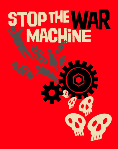 Stop the War Machine