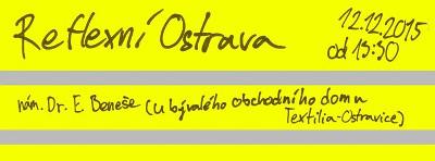 Reflexní Ostrava